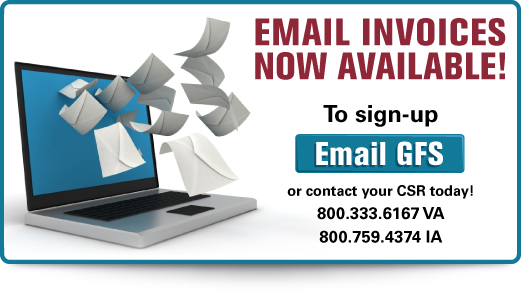 email invoices available banner